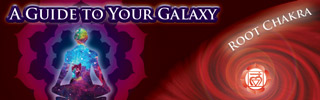 Guide to your Galaxy - Root Chakra