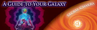 Guide to your Galaxy - Sacral Chakra
