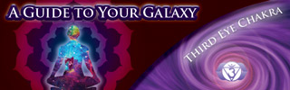 Guide to your Galaxy - Third Eye Chakra