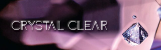 Crystal Clear - Cleansing Crystals