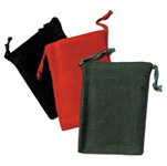 Velvet Gembags - Assorted Small (12)