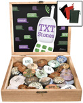 TXT Stone w/ Gembags Display - Assorted (60/display)