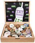 TXT Stone Display - Assorted (60/display)