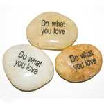 Inspiration Stones - Do what you love (6)