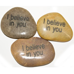 Inspiration Stones - I believe in you (6)