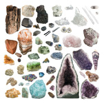 Natural Minerals and Crystals