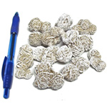 Mineral and Fossil Treasures - Desert Rose (Size 0) (60 pcs)
