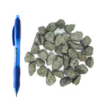 Mineral and Fossil Treasures - Pyrite (Size 0) (32 pcs)