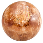 Gemstone Sphere Request - Honey Calcite