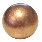 Gemstone Sphere Request - Copper