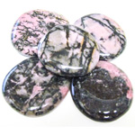 Earth Stones - Rhodonite (1 lb)