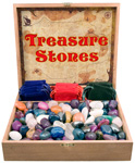 Treasure Box Display - Stone (11 lb)
