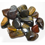 Tumbled Stone - Tiger Iron (1 lb)