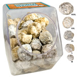 Discovery Geode Hexagon Bin Display - XXLarge (60/display)
