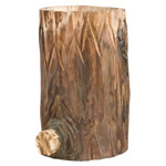 Log Pencil Holder