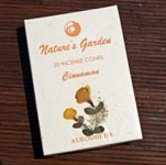 Natures Garden Incense Cones - Cinnamon (5)