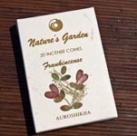 Natures Garden Incense Cones - Frankincense (5)