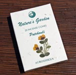 Natures Garden Incense Cones - Patchouli (5)