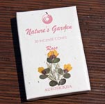 Natures Garden Incense Cones - Rose (5)