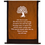 Mini Banner - Tree of Life - Cycles