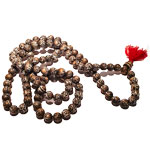 Japa Mala (Prayer Beads) - Om Mani Padme Hum (10 mm)