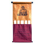 Banner - Buddha Good Deeds
