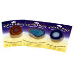 Agate Night Lights - Assorted (12)