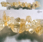 Gemstone Chip Bracelet - Citrine (3)