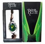 Insect Bracelet - Green Beetle