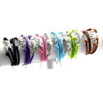 Multi-strand Love Bracelets - Assorted (12)