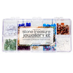 Jewellery Kit - Stone Treasure (Large)