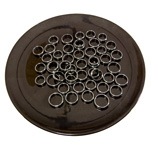 Hematite Rings - Large Only (12)