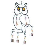 Owl Bell Chimes
