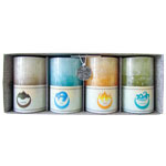 Zenature Elemental Candles - Assorted (4/box)