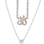 Necklace with Om Charm (3)