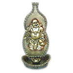Hanging Incense Holders - Happy Buddha
