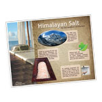 Merchandise Aid - Himalayan Spa Salt