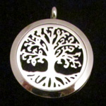 Aromatherapy Pendant - Tree of Life