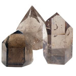Polished Point Request - Smokey Quartz