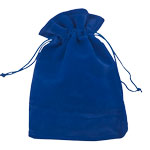 Velvet Gem Bags - Blue Medium (12)