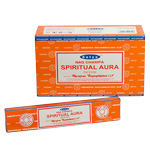 Satya Incense Sticks - Spiritual Aura (12)