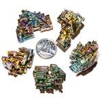 Bismuth Specimens (Small)