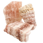Pink Rose Calcite Decorator - Small