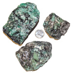 Emerald Specimens - Large