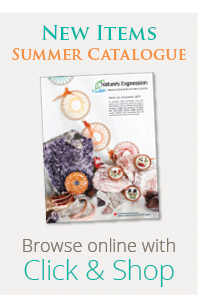 View our Summer New Items Catalog online with click and shop technology