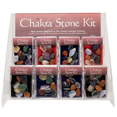 Chakra Stone Kit Display (26/display)
