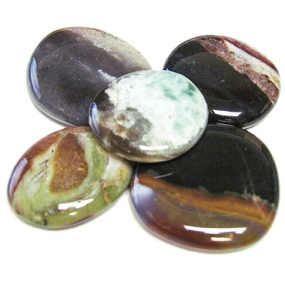 Earth Stones - Sardonyx (1 lb)