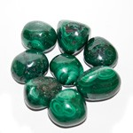 Tumbled Stone - Malachite
