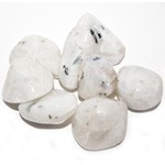 Tumbled Stone - Blue Moonstone