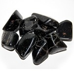 Tumbled Stone - Black Tourmaline (1 lb)